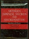 Kapp, Leon, 1943- - Modern Japanese swords and swordsmiths : from 1868 to the present , Modern Japanese swords and swordsmiths = 現代刀の旗手たち : from 1868 to the present , 現代刀の旗手たち