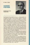 Popma, dr. K.J. - Harde feiten : Kanttekeningen bij het Genesisverhaal -  9061351936
