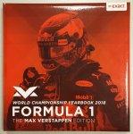 Stirano, Giorgio - Formula 1 World Championship Yearbook 2018 [The Max Verstappen Edition] + limited edition schaalmodel