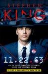 King, Stephen - 22-11-1963 aka 11.22.63 (cjs) Stephen King (NL-talig) 9789021018584 GLOEDNIEUW en ongelezen filmeditie boek. Prachtstaat.