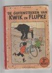 Hergé - De guitenstreken van Kwik en Flupke 3e reeks