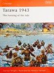 Wright, Derrick.  Gerrard, Howard. - Tarawa 1943. The Turning of the Tide. Campaign 77.