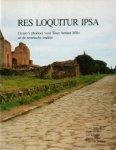 Ahlheid, F. (e.a.) - Res loquitor ipsa (Cicero-s pleidooi voor Titus Annius Milo en de retorische traditie). + Hulpboek