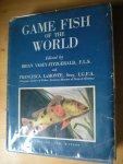 Vesey-Fitzgerald, B - Sportvissen - Game Fish of the World