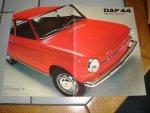 - DAF 44 automatic / variomatic