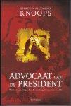 Knoops, Geert-Jan Alexander - Advocaat van de president