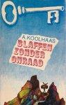A. Koolhaas - Blaffen zonder onraad
