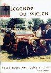 - Legende op wielen. Rolls-Royce enthusiasts club. Benelux sectie, (1979), 1e jaargang nr. 2