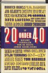 auteur onbekend - 20 onder 40