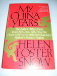 Foster Snow, Helen - My China years