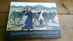 Bouber, Rob - Gezichten van Noord-Holland. Schilderijen 1880-1950