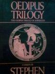 SOPHOCLES  by Stephen Spender - Oedipus Trilogy. King Oedipus, Oedipus at Colonos, Antigone.