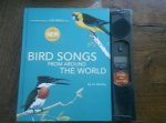 Beletsky, Les - Bird Songs from Around the World. Featuring songs of 200 BIRDS from The Cornell Lab of Ornithology