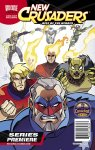 - New Crusaders: Rise of the Heroes - Red Circle Comics