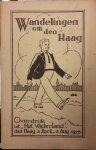 S.G. Gzn. [Anon.] - Wandelingen om Den Haag