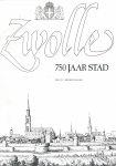 Berkenvelder, Drs. F. C. - ZWOLLE - 750 JAAR STAD.  Map Privé Dossier met inhoud