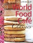 Caldicott , Chris . [ isbn 9789089894243 ]  inv  2116 - World Food Café Classics . ( Vegetarische recepten uit de hele wereld .  ) Chris en Carolyn Caldicott runnen samen het beroemde vegetarische restaurant World Food Café in Londen en reizen de hele wereld rond op zoek naar de lekkerste vegetarische  -