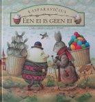 Kasparavicius (met versjes van Lidy Peters) - Een ei is geen ei