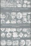 DANGIS, T., - Tinmerken van Belgie en naburige steden 15de - 21ste eeuw. met 4.725 merktekens. - Poincons d'etain Belge et villes avoisinates 15 -21 siecle