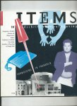 Asselbergs, Thijs e.a. (redactie) - Items nr. 19 : Vormgeving in Frankrijk