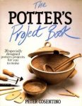 Cosentino, Peter - The Potter`s Project Book   20 specially designed pottery projects for you to make.