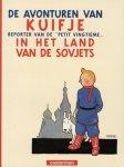 Hergé - Kuifje in het land van de Sovjets,