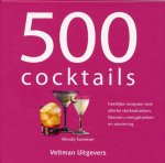W. Sweetser - 500 cocktails