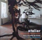 Hartog Jager , H. den  . [  isbn 9789078670100 ] - Atelier . ( Vijftig kunstenaarsportretten