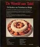Halvermout, Heleen A.M. - De keuken van Nederland en België