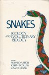 Richard A. Seigel - Snakes - Ecology and evolutionary biology