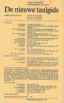 Berg, B. van den e.a. (redactie) - De nieuwe taalgids, jaargang 63, nummer 2, 1970
