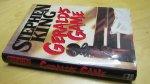 King, Stephen - Geralds Game (cjs) Stephen King (Engelstalig) Viking 0670846503 FIRST EDITION Hardcover met omslag in prachtige staat. zie foto`s