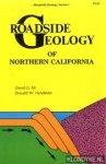 Alt, Davis D & Donald W. Hyndman - Roadside geology of Northern California