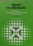 Denig, E, - Macht en informatie. Een pleidooi voor versterking van de communicatiestroom in het politiek circuit