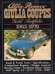 Clarke, R.M. (compiled by) - Alfa Romeo Giula Coupes Gold Portfolio 1963-1976, 172 pag. paperback, goede staat (vouwtje hoek voorkant)