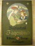J. (Hrsg.) Waibel - Badisches Sagenbuch