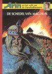 Le Roux, Frans / Wijtsma, Roelof - De schedel van Mag-Hun (deel 5 van de serie: Arin en het volk van de Hunebedbouwers)