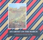 Carey, Tony ; Cornelius Francis James - An artist on the march : paintings of India, Abyssinia and Kashmir by colonel Cornelius Francis James, Prince of Wales' own Bombay Grenadiers, 1838-1889