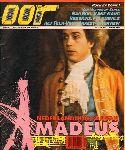 Diverse auteurs - Muziekkrant Oor 1985, nr. 02, met o.a. FELA KUTI, KANE GANG, REDSKINS, film AMADEUS