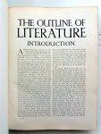 Drinkwater, John - The Outline of Literature (2 Volumes) (ENGELSTALIG)