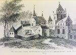 Hoonaard, W. van den - Geschiedkundige en topografische beschrijving van de dorpen Hillegersberg en Bergschenhoek met platen.