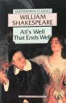 Shakespeare, William - All's well that ends well