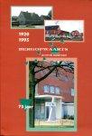 Geenhuizen, J. van e.a. - 1920-1995 Bergopwaarts 1920-1995 - Als het om wonen gaat