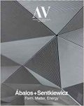 Avisa - Av 169: Abalos + Sentkiewicz - Form, Matter, Energy (English and Spanish Edition)