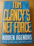 Clancy, Tom and Steve Pieczenik - Net Force (Hidden Agendas)