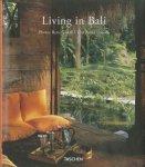 Angelica Taschen - Living in Bali 25 Jahre TASCHEN