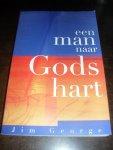 George, Jim - Een man naar Gods hart