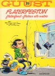Franquin - Guust R1, Flaterfestijn (flaterfeest-flaters als water), 61 pag. softcover, goede staat