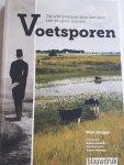 HUIJSER, Wim - Voetsporen / op schrijverspad door het land van de grote rivieren