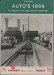 Boon, Rob - Auto's 1969 (het nieuws over auto's en auto-industrie)